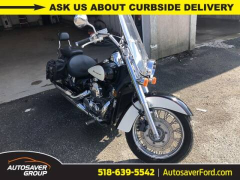 2008 Honda SHADOW AERO 750CC for sale at Autosaver Ford in Comstock NY