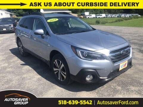 2019 Subaru Outback for sale at Autosaver Ford in Comstock NY