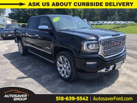 2017 GMC Sierra 1500 for sale at Autosaver Ford in Comstock NY