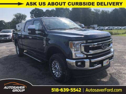 2020 Ford F-250 Super Duty for sale at Autosaver Ford in Comstock NY
