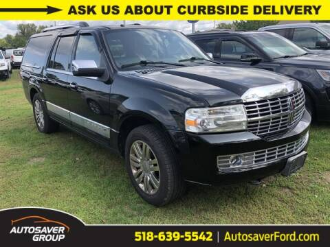 2008 Lincoln Navigator L for sale at Autosaver Ford in Comstock NY