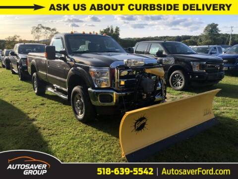 2016 Ford F-250 Super Duty for sale at Autosaver Ford in Comstock NY