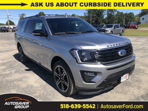 2020 Ford Expedition MAX for sale at Autosaver Ford in Comstock NY