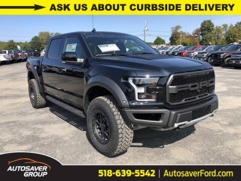 2020 Ford F-150 for sale at Autosaver Ford in Comstock NY