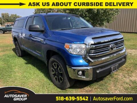 2016 Toyota Tundra for sale at Autosaver Ford in Comstock NY