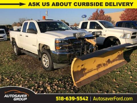 2016 Chevrolet Silverado 2500HD for sale at Autosaver Ford in Comstock NY
