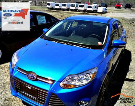 2014 Ford Focus for sale in Comstock, NY