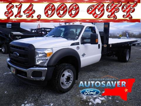 2016 Ford F-550 for sale in Comstock NY