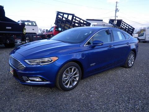 2017 Ford Fusion Energi for sale in Comstock, NY