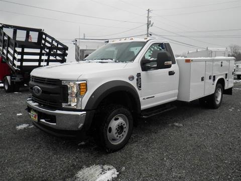 2017 Ford F-550 for sale in Comstock, NY