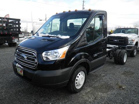 2017 Ford Transit Chassis Cab for sale in Comstock NY