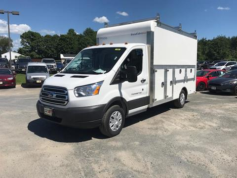 2017 Ford Transit Cutaway for sale in Comstock NY