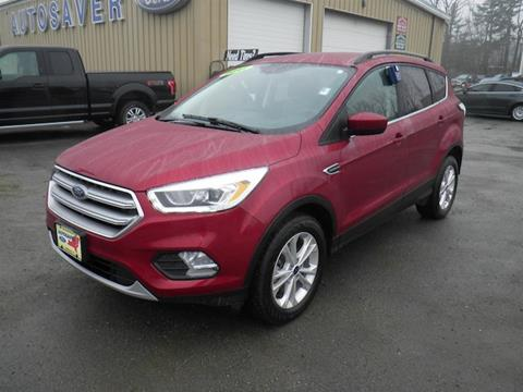 2017 Ford Escape for sale in Comstock NY