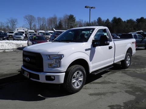 2017 Ford F-150 for sale in Comstock, NY