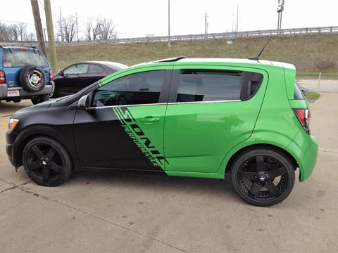 2014 Chevrolet Sonic for sale in Eastlake, OH