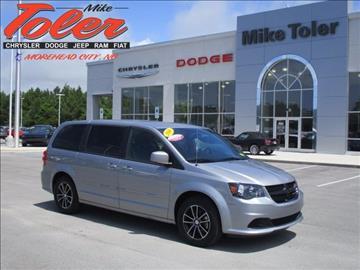 2016 Dodge Grand Caravan for sale in Morehead City, NC