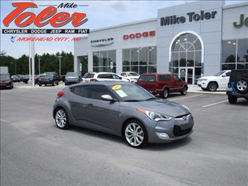 2015 Hyundai Veloster for sale in Morehead City, NC