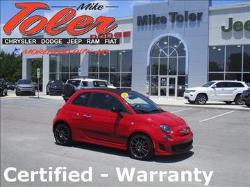 2016 FIAT 500c for sale in Morehead City, NC