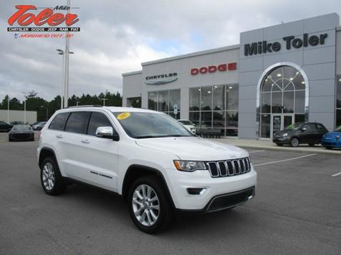 2017 Jeep Grand Cherokee for sale in Morehead City, NC