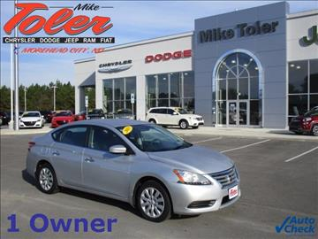 2013 Nissan Sentra for sale in Morehead City, NC