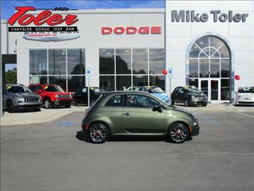 2017 FIAT 500 for sale in Morehead City, NC