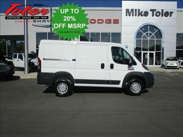 2017 RAM ProMaster Cargo for sale in Morehead City, NC
