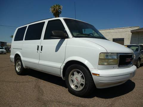 2003 GMC Safari for sale in Phoenix, AZ
