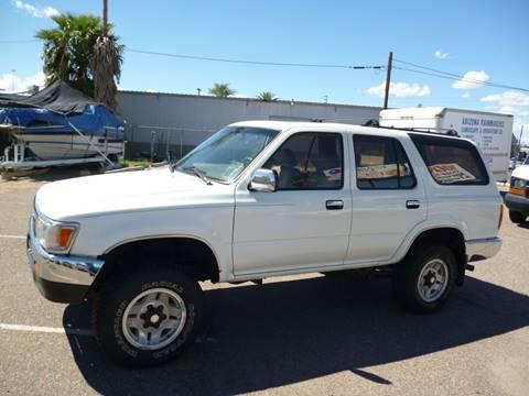 1995 Toyota 4Runner for sale in Phoenix, AZ