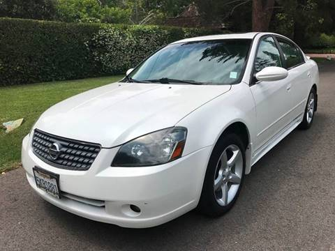 2005 Nissan Altima for sale at Car Lanes LA in Glendale CA