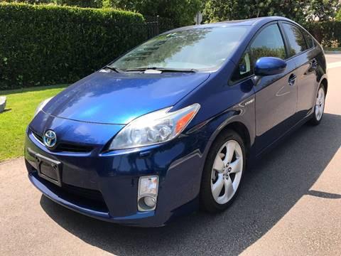 2010 Toyota Prius for sale at Car Lanes LA in Glendale CA