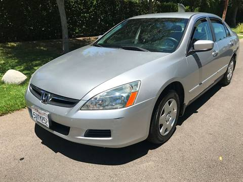 2006 Honda Accord for sale at Car Lanes LA in Glendale CA