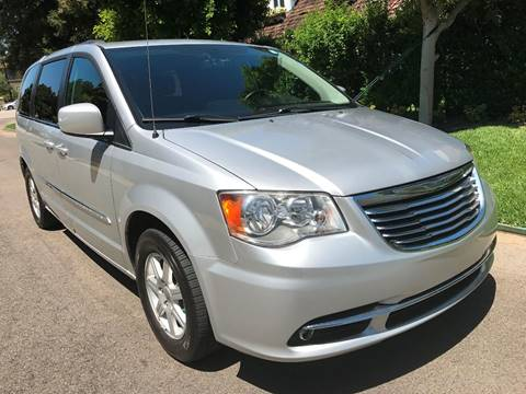 2011 Chrysler Town and Country for sale at Car Lanes LA in Valley Village CA