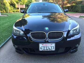 2008 BMW 5 Series for sale at Car Lanes LA in Glendale CA