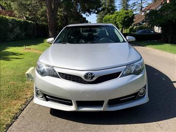 2013 Toyota Camry for sale at Car Lanes LA in Valley Village CA
