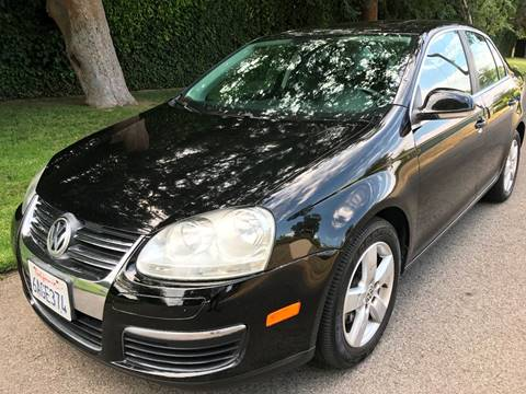 2008 Volkswagen Jetta for sale at Car Lanes LA in Valley Village CA