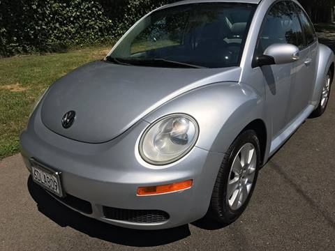 2008 Volkswagen New Beetle for sale at Car Lanes LA in Glendale CA