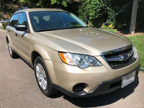 2008 Subaru Outback for sale at Car Lanes LA in Valley Village CA
