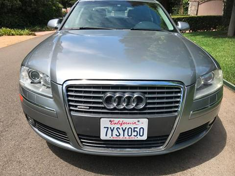 2006 Audi A8 for sale at Car Lanes LA in Valley Village CA