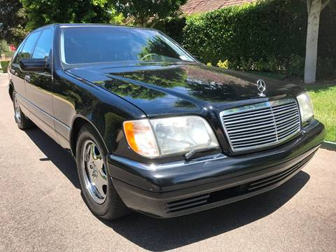1997 Mercedes-Benz S-Class for sale at Car Lanes LA in Valley Village CA