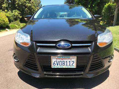 2012 Ford Focus for sale at Car Lanes LA in Valley Village CA