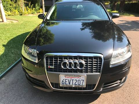 2008 Audi A6 for sale at Car Lanes LA in Valley Village CA