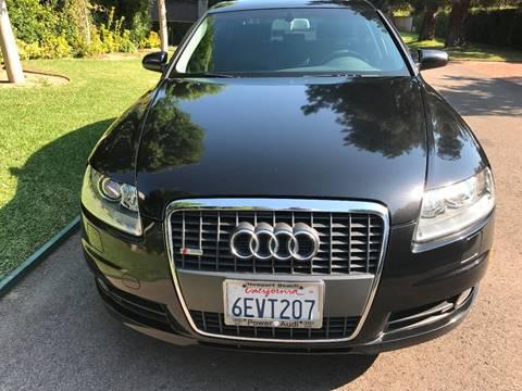 2008 Audi A6 for sale at Car Lanes LA in Glendale CA