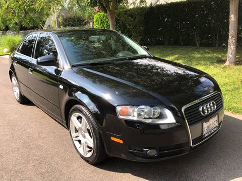 2007 Audi A4 for sale at Car Lanes LA in Valley Village CA