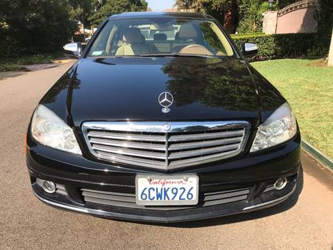 2008 Mercedes-Benz C-Class for sale in Valley Village, CA