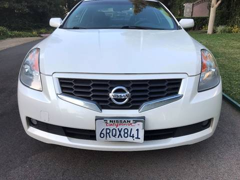 2009 Nissan Altima for sale at Car Lanes LA in Valley Village CA