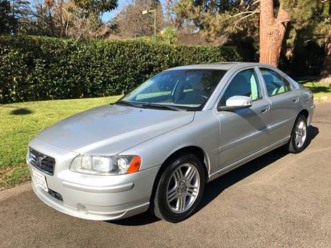 2008 Volvo S60 for sale at Car Lanes LA in Valley Village CA