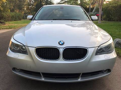 2006 BMW 5 Series for sale at Car Lanes LA in Valley Village CA