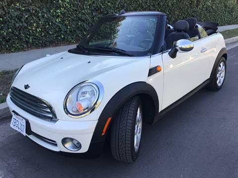 2009 MINI Cooper for sale at Car Lanes LA in Glendale CA