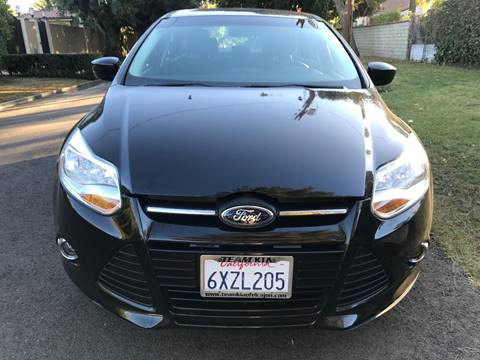 2012 Ford Focus for sale at Car Lanes LA in Glendale CA