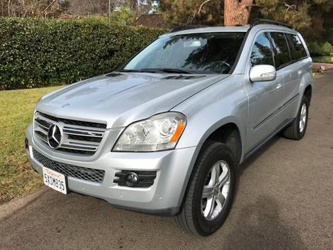 2007 Mercedes-Benz GL-Class for sale at Car Lanes LA in Glendale CA